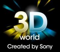 3D от SONY